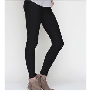 MOTHER The Looker stretchy skinny jeggings Pants